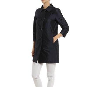 Herno Women's Shimmering Overcoat